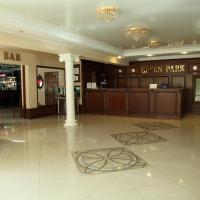 Грин Парк Отель, отель в Домодедово