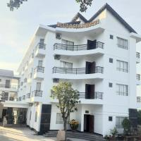 Blue Ocean Hotel, hotel in Nha Trang