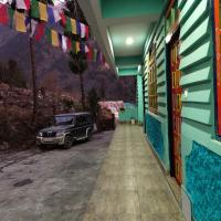 Klifton Crown Lachung, hotel in Lachung
