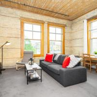 New York Style Loft with Parking Exchange District Coffee Gym