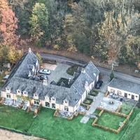 Gastenhuis prachtige Historische Vierkant Hoeve