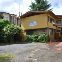 Hotel Almeria, hotel en Temuco