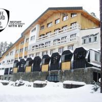 Паничище - Почивна станция на БДЖ, Hotel in Saparewa Banja