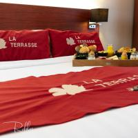 Hotel La Terrasse, hotel in De Panne