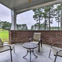 Resort-Style Condo and Suite on Golf Course with Pool!, hotel in Spring Lake