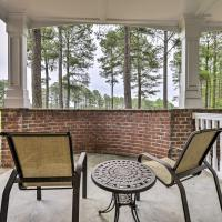 Resort-Style Condo on Golf Course with Private Pool!, hotel in Spring Lake