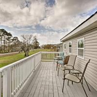 Cozy Apt on Bayou Dularge with 70 Acres and Boat Launch, hotel in Theriot