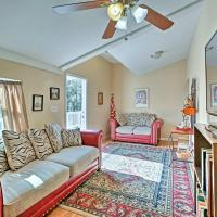 Apartment on Bayou Dularge with Boat Launch and Deck!, hotel in Theriot