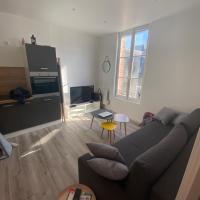 Cosy Flat Carteret - Appartement centre bourg - 4 personnes
