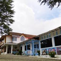 ECO HOTEL TERRABELLA, hotel en Santa Elena