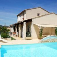Durance, Villa de vacances avec piscine - Gorges du Verdon, hôtel à Oraison