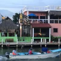 Villa Santa Barbara, hotel near Playa de Oro International Airport - ZLO, Barra de Navidad