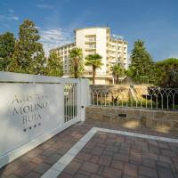 Hotel Ariston Molino Buja, hotel in Abano Terme