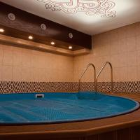 Chalama Hotel, отель в Кызыле