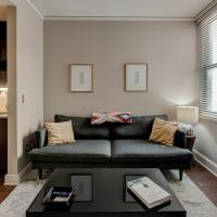 Comfy DT 1BR with Gym & Pool by Zencity