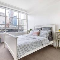 NEW! A Comfy & Stylish Apt Next to Darling Harbour