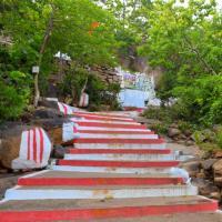 replicated property, hotel in Hampi