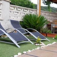 House with 4 bedrooms in Ampuero with WiFi 6 km from the beach