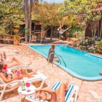 Pousada Rosa, hotel na Praia do Rosa