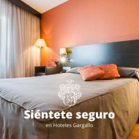 Hotel Casanova, hotel en Fraga