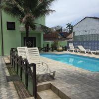 Casa de villagio com piscina- 70 metros da praia