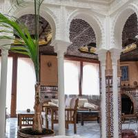 Alborada Riad, hotel en Puebla de Almenara
