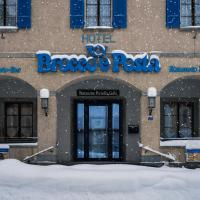 Hotel Brocco e Posta, hotel in San Bernardino