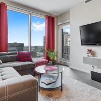 Simply Comfort. BMO Centre and Downtown Apartments.