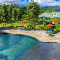 Rosalie Bay Eco Resort & Spa, hotel in Rosalie