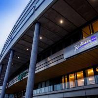Radisson Blu Airport Terminal Hotel, hotel in zona Aeroporto di Stoccolma-Arlanda - ARN, Arlanda
