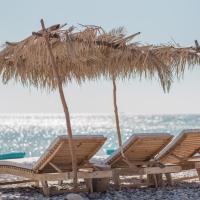 Althea Beachside Apartments, hotel in zona Aeroporto Internazionale di Samos - SMI, Potokáki