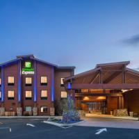 Holiday Inn Express Redwood National Park, hotel in Klamath