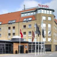 Scandic The Reef, hotell i Frederikshavn