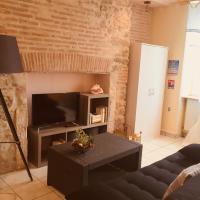 Logement chaleureux independant, hôtel à La Guerche-sur-l'Aubois