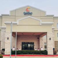 Comfort Inn & Suites Decatur-Forsyth, hotel in Forsyth