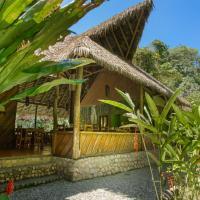 Esquinas Rainforest Lodge, hotel en Golfito