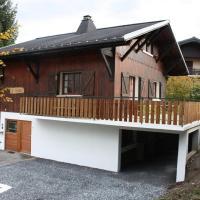 Mountain-view Holiday Home in Morillon near Skiing Area