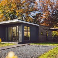 Modern chalet with WiFi, close to a nature reserve