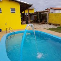 Chácara Dois irmãos, hotel in Sarapuí
