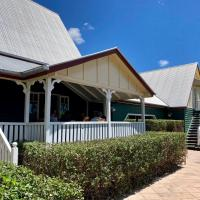 The Sugarloaf Homestead, hotel em Kyoomba