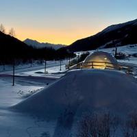Winterglamping @ Hans & Ulrich
