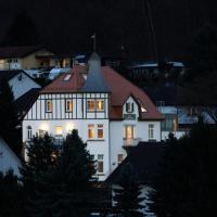 Villa Waldfrieden - Gästehaus zum Jugendstilhotel, Hotel in Annweiler am Trifels