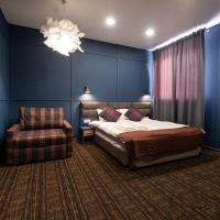 ALASKA Guest House, hotel in Sheregesh