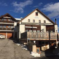 Hotel Reich-Präz, hotel in Cazis