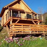 Auberge De La Grange spa & sauna, hotell i Plainfaing