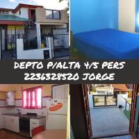 CASA PLANTA ALTA 4 PERSONASs