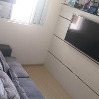 Apto Completo 03 quartos, Wi-Fi, Garagem, Centro, Pontos Turísticos, Sem Taxa de Limpeza