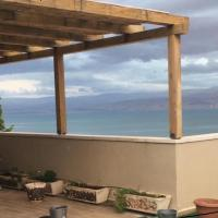Panoramic Dead Sea View