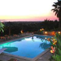 Villa with 5 bedrooms in Marsala with wonderful sea view private pool enclosed garden 5 km from the beach, Hotel in Marsala
