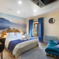 Domaine de Bersaillin, hotel in Bersaillin